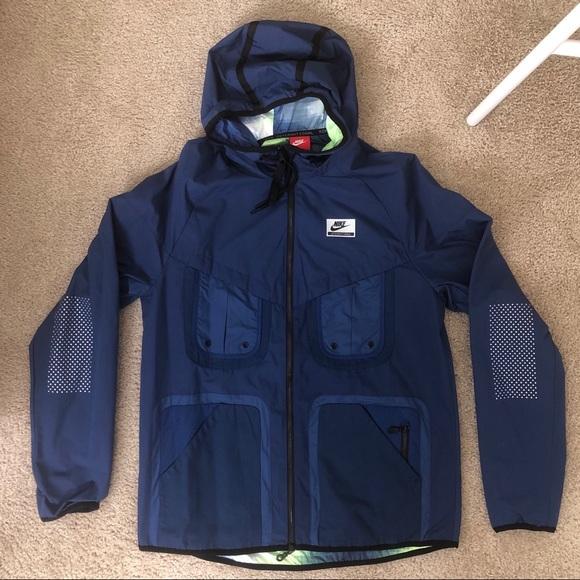 Hooded Windrunner Jacket   Poshmark